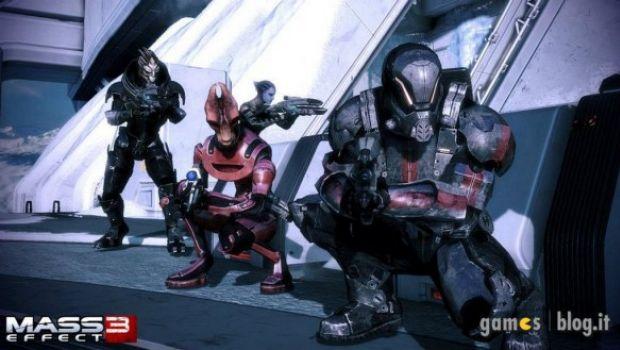 Mass Effect 3: nuove immagini sull'avventura in singolo e sulla cooperativa online