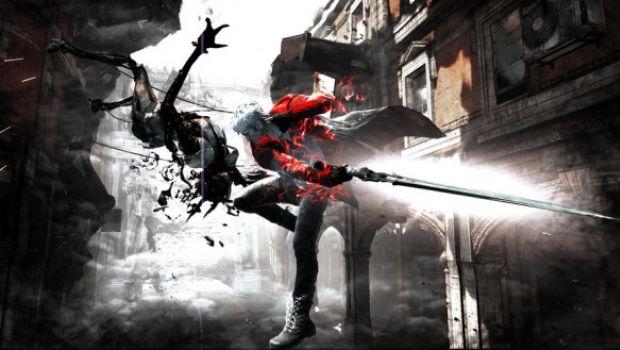DMC – Devil May Cry si mostra in nuove immagini di gioco