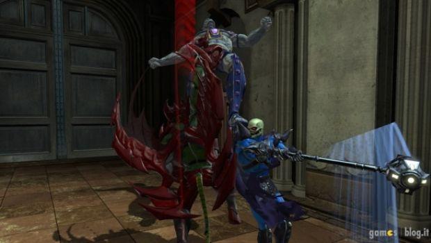 DC Universe Online free-to-play: guadagnati 120.000 giocatori