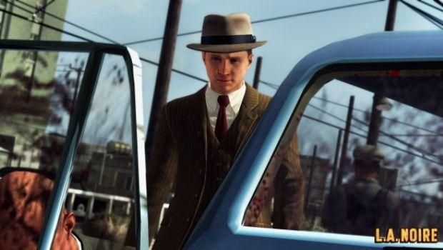 L.A. Noire: la versione PC in nuove immagini