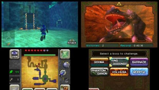 Un nuovo Zelda in arrivo su 3DS