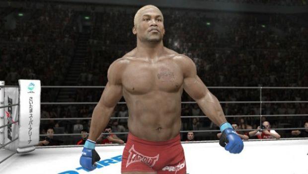 UFC Undisputed 3: i lottatori di Pride in foto