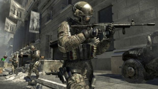 Modern Warfare 3: immagini comparative delle versioni PS3 e X360