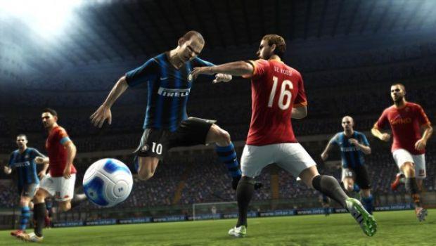 Pro Evolution Soccer 2012: disponibile l'aggiornamento gratuito 1.02