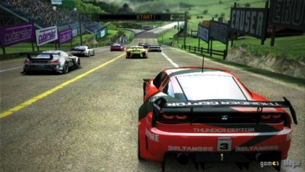 Ridge Racer (PS Vita): menù, tracciati e bolidi in nuove immagini