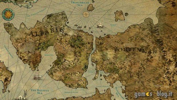 Kingdoms of Amalur: Reckoning – aperto il sito ufficiale con la mappa di gioco interattiva