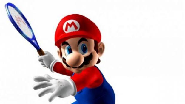 Mario Tennis 3DS in quattro immagini di gioco
