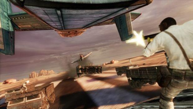 Uncharted 3: 3,8 milioni di copie vendute al day one