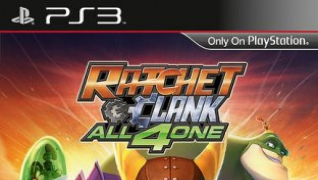 Ratchet & Clank: All 4 One – la recensione