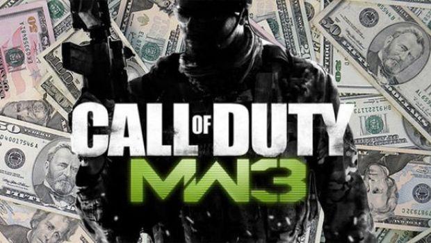 Modern Warfare 3: al lancio già record di incassi per un prodotto di intrattenimento