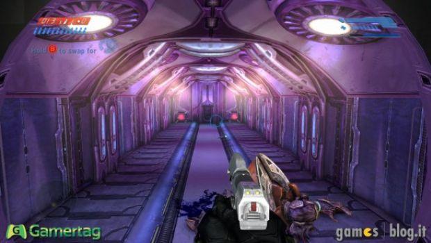 Halo: CE Anniversary – ancora immagini comparative tra le versioni del 2001 e del 2011