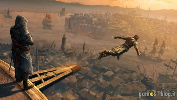 Assassin's Creed: Revelations si lancia in foto