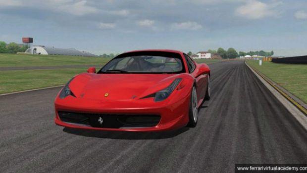 Ferrari Virtual Academy: disponibili la monoposto 150° Italia e la 458 Challenge