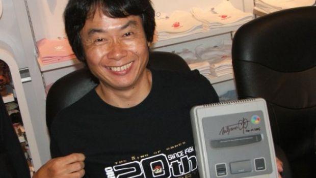 16 Novembre: Shigeru Miyamoto compie 59 anni