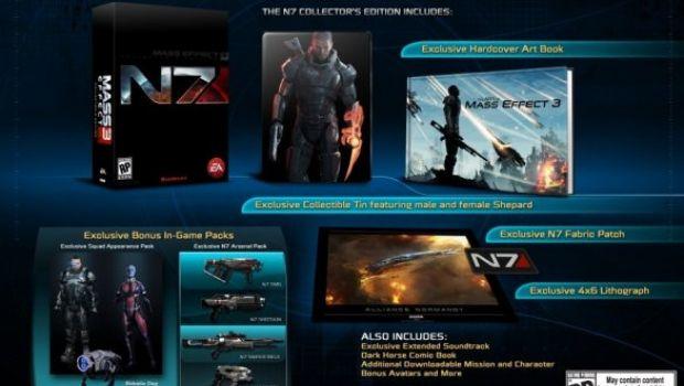 [Aggiornato] Mass Effect 3: svelata la Collector's Edition