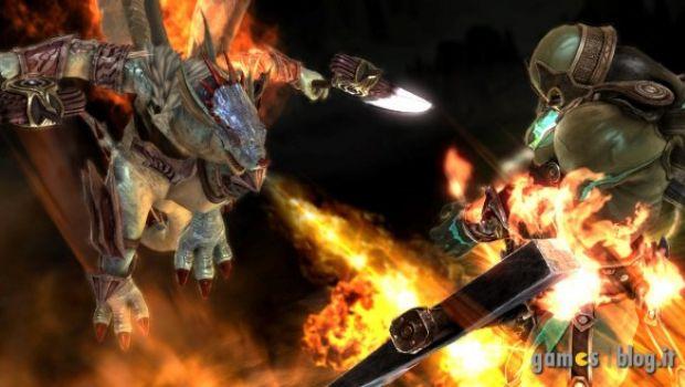 Soul Calibur V: Cervantes, Aeon, Yoshimitsu e Xiba si (ri)presentano in foto