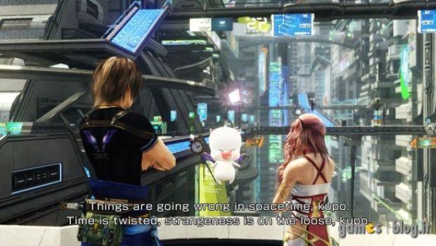 Final Fantasy XIII-2: l'Historia Crux, l'Augusta Tower e il Crystarium in nuove immagini