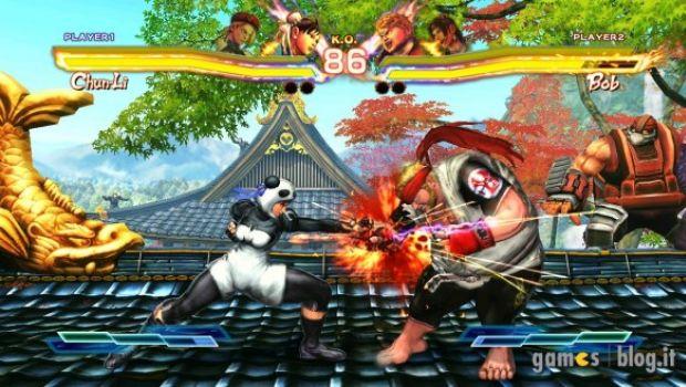 Street Fighter X Tekken: nuove immagini sui costumi alternativi