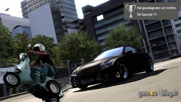 Valentino Rossi e GT5: come fa la sua Zonda?