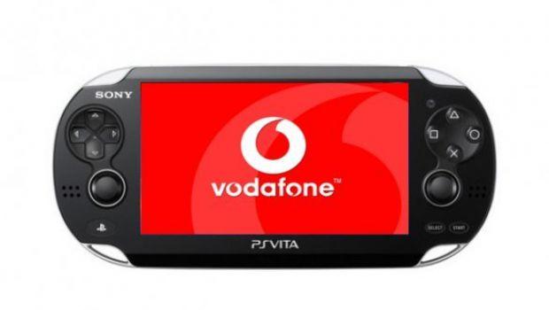Accordo tra Sony e Vodafone per la versione 3G della PS Vita europea
