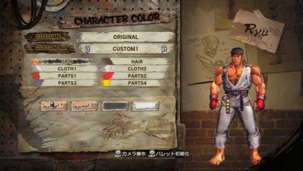 Street Fighter X Tekken: i costumi aggiuntivi si mostrano in immagini