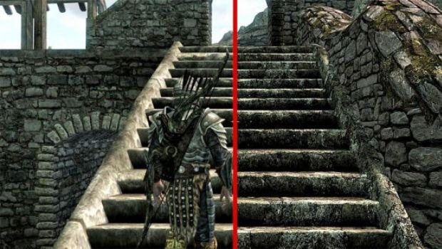 The Elder Scrolls V: Skyrim – nuove mod dalla comunità di Skyrim Nexus