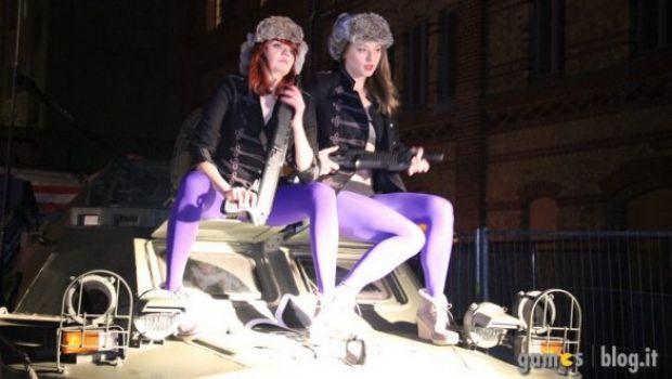 Saints Row: The Third – le folli immagini del party di lancio tedesco