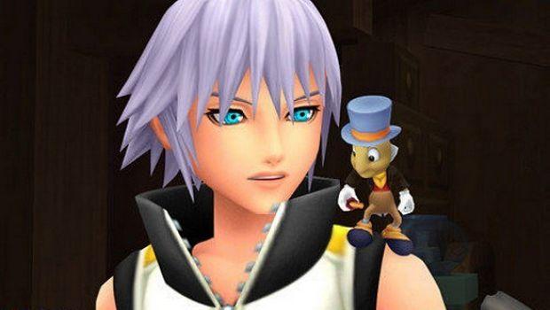 Kingdom Hearts 3D: il Gobbo di Notre Dame e Pinocchio in foto