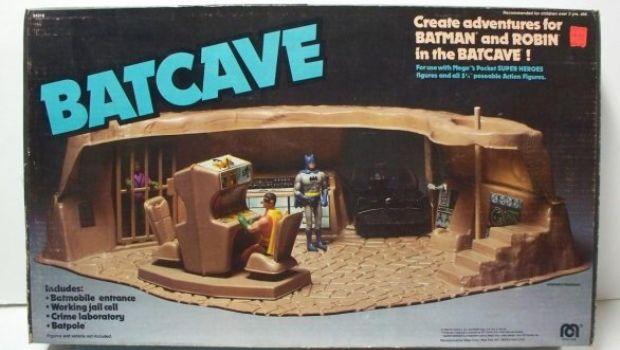 Bat-Caverna a Dicembre per Batman: Arkam City