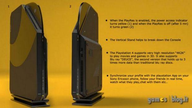 PlayStation 4 e Xbox 720 nelle visioni del designer Joseph Dumary: guarda le immagini