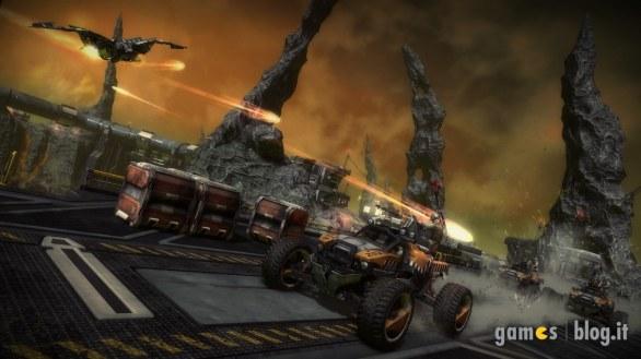 Starhawk: la beta ha una data