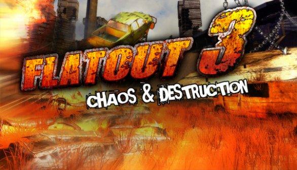 FlatOut 3: Chaos & Destruction – nuovo capitolo per la serie, ma non c'è la mano di Bugbear