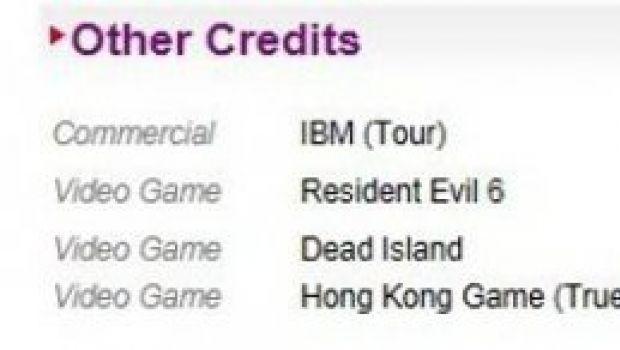 Resident Evil 6 ambientato in Cina? Nuovi dettagli dall'ennesimo curriculum