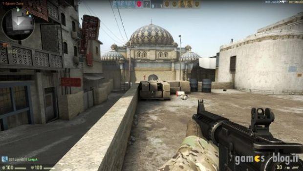 Counter-Strike: Global Offensive si confronta con Source