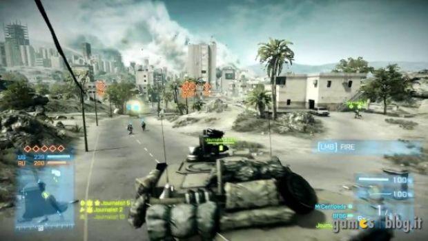Battlefield 3: il DLC Back to Karkand in nuove immagini di gioco