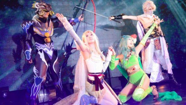 Tokyo Nico Nico Cospllection, uno spettacolo dedicato al cosplay – galleria immagini