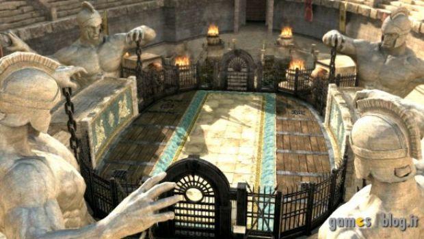 Soul Calibur V: nuove immagini sulle ambientazioni