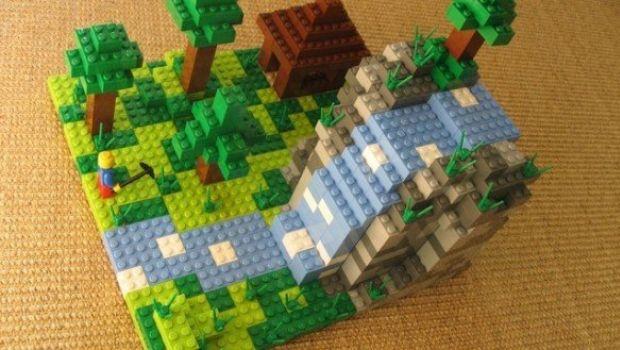 Mojang AB al lavoro su Minecraft LEGO