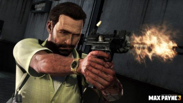 Max Payne 3: le armi di Max in quattro immagini inedite