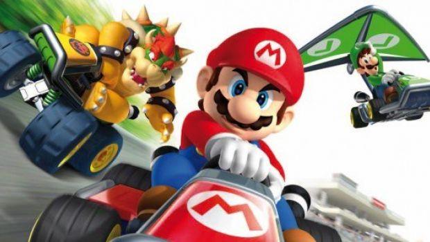 Ottime vendite nella prima settimana per Mario Kart 7