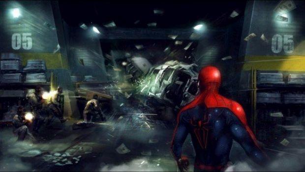 The Amazing Spider-Man confermato da Activision