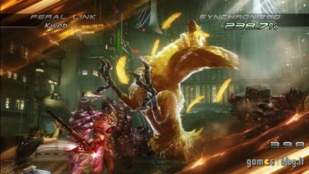Final Fantasy XIII-2: menu, personaggi e ambientazioni in 100 immagini