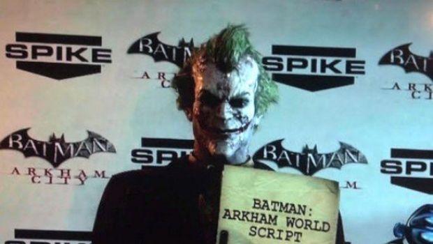 [VGA 2011] Batman: Arkahm World sarà il prossimo capitolo della saga?