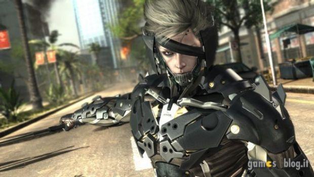 Metal Gear Rising: Revengeance – sito ufficiale e nuove immagini di gioco