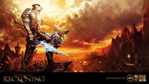Kingdoms of Amalur: Reckoning – classi, personaggi e ambientazioni in nuove immagini di gioco