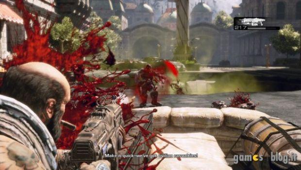 "Gears of War 3: disponibile il DLC ""RAAM's Shadow"""