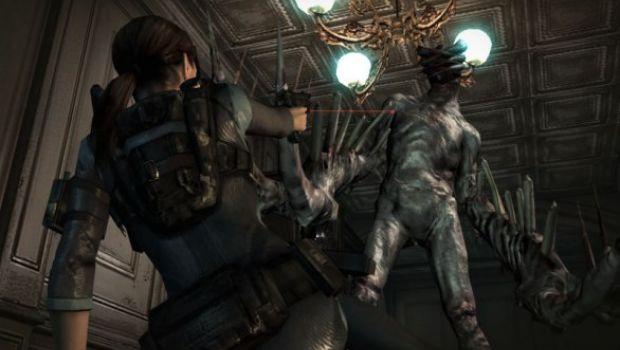 Resident Evil: Revelations in 20 nuove immagini di gioco