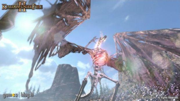 Kingdom Under Fire II: nuove immagini tra draghi di cristallo e scontri su vasta scala