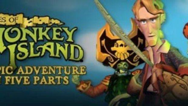 Steam: Tales of Monkey Island Complete Pack a 8€ è l'offerta del giorno