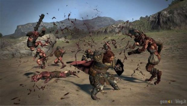 Dragon's Dogma: nuove immagini di Strider, Fighter e Mage